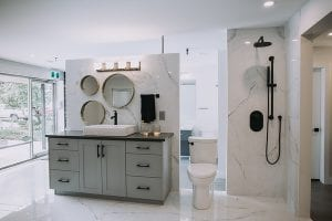 Kamloops showroom bathroom
